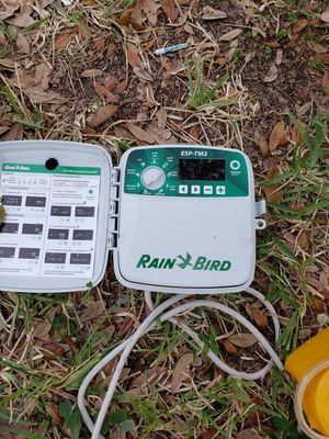 Rain bird sprinkler controller for Sale in Brandon, FL