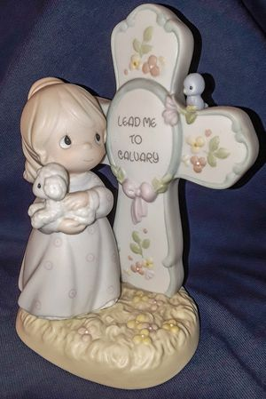 Precious Moments 'Lead Me to Calvary' for Sale in Las Vegas, NV