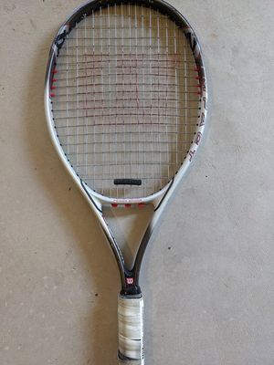 Wilson tennis adult size for Sale in Upton, MA