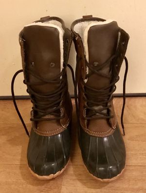 Boots- Negotiable for Sale in Detroit, MI