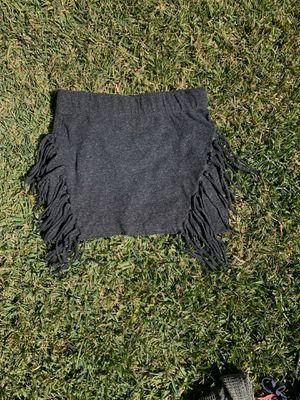 Fringed mini skirt for Sale in Pico Rivera, CA