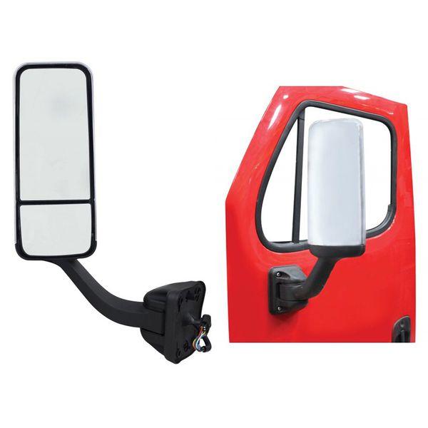 Freightliner Cascadia Door Mirror Chrome Right or Left