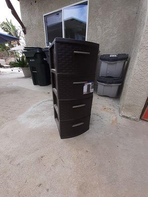 4 Drawer Cabinet for Sale in La Mesa, CA
