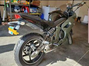 2009 Kawasaki Ninja 650R for Sale in Rice, MN