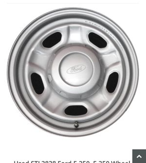 """F250 Rims """"Set of 4"""" for Sale in Kannapolis, NC"""
