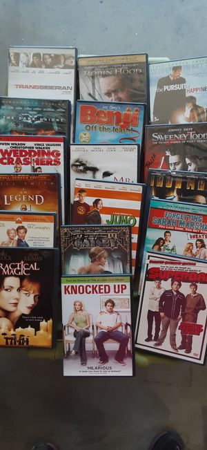 DVD Movies for Sale in Grover Beach, CA