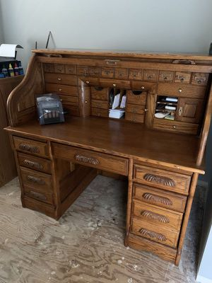 Roll top desk for Sale in Federal Dam, MN