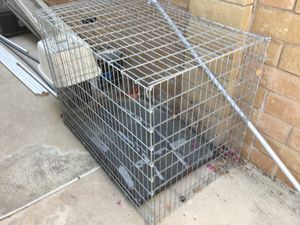 Dog crate giant breed used for Sale in Big Bear Lake, CA