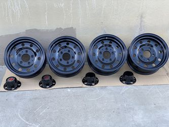 15x7.5 Ford Alcoa FORGED wheels 5x5.5 bp for Sale in Bell,  CA