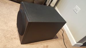 Polk subwoofer for Sale in Naperville, IL