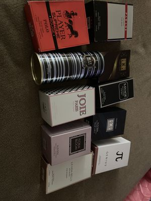 Cologne and perfume for Sale in Longmont, CO