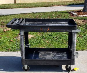 Rubbermaid utility cart for Sale in Colton, CA