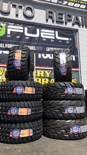 MUD TIRES - Different Styles Available - Message me for quote for Sale in Lafayette, CA