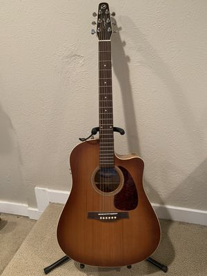 Seagull Entourage Acoustic/Electric Guitar for Sale in Boulder, CO