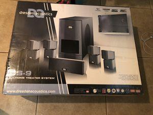 DQ 1500 watt home theatre system for Sale in Laveen Village, AZ