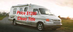 Price$1200 VW Rialta FD 22' Class C 2002 motorhome for Sale in North Saint Paul, MN