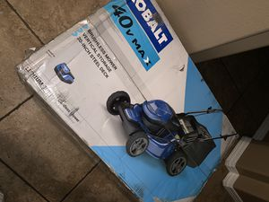 Brand new lawn mower never used for Sale in Oak Hills, CA