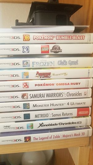 Nintendo 3DS games for Sale in Orem, UT