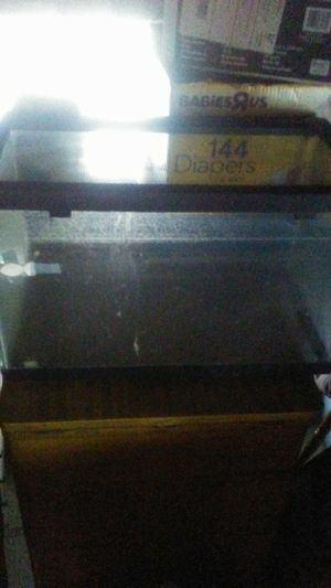 10 gallon fish tank for Sale in Cleveland, OH