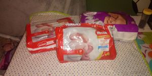 Newborn diapers for Sale in Liberty, SC