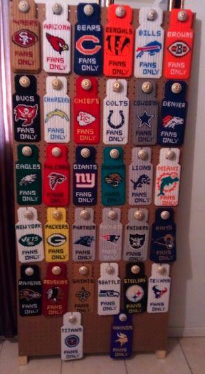 Sports door hangers for Sale in El Paso, TX