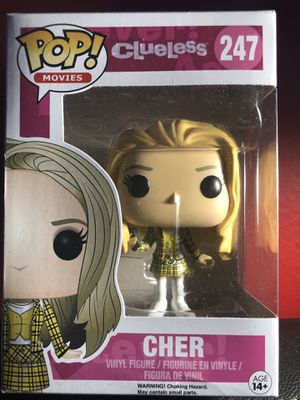 Funko Pop! Clueless CHER #247 Movies Vinyl Figure Toy for Sale in Inglewood, CA