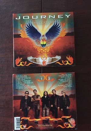 JOURNEY REVELATION 3cds for Sale in Baltimore, MD