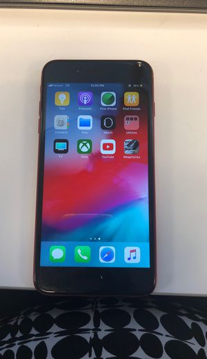 Red iPhone 8 Plus 64GB for Sale in Snellville, GA