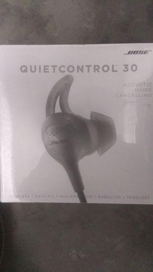 Bose Quiet Control 30 Brand New Unopened!!! for Sale in Laguna Hills, CA