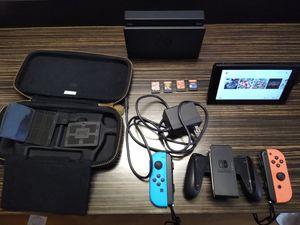 Nintendo switch bundle for Sale in Mentone, CA