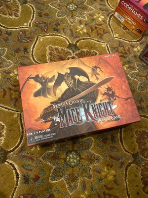 Mage Knight Vlaada Chvatil Board Game for Sale in Woodinville, WA