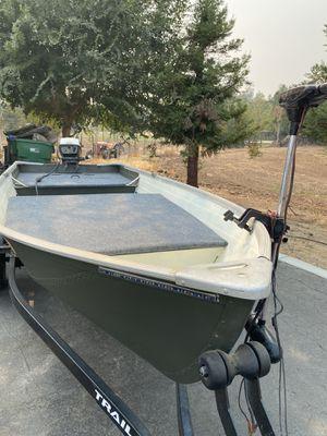 Alumcraft 1959 Fishing Boat for Sale in Clovis, CA