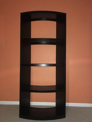 Black Wooden Shelves for Sale in Chantilly, VA