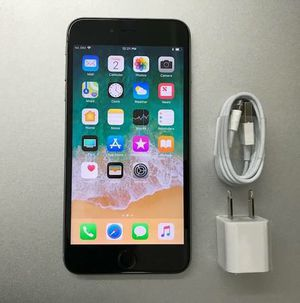 iPhone 6 16GB GSM Unlocked Works with all GSM network Mobile ATT Metro PCS Simple No cloud or passwor for Sale in Long Beach, CA