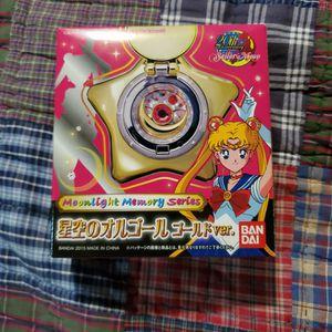 Sailor Moon Locket: 20th Anniversary for Sale in Oak Lawn, IL