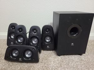 Logitech 5.1 Speaker System for Sale in Littleton, CO