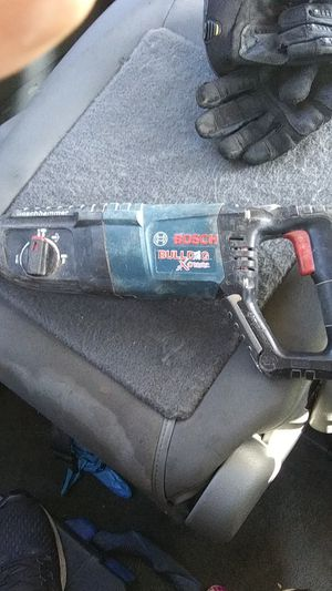 Bosch bulldog extreme hammer drill for Sale in Portland, OR