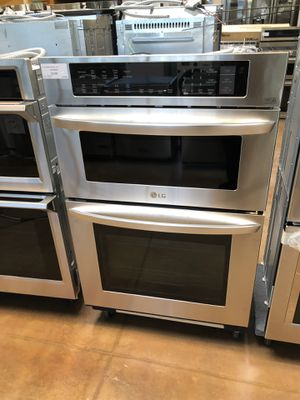 LG Microwave Wall Oven for Sale in Pomona, CA