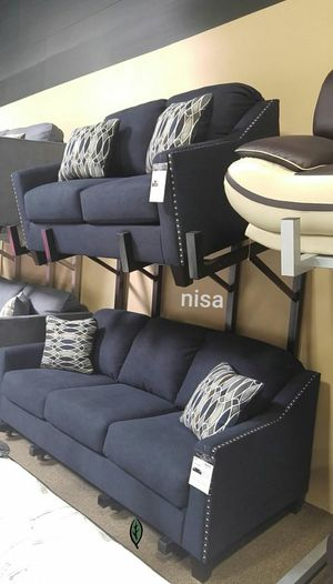 Special for Black Friday ‼ SALES Creeal Heights Ink Living Room Set 282 for Sale in Jessup, MD