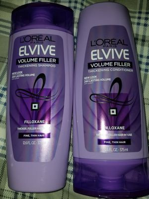 L'oreal Elvive shampoo and conditioner for Sale in Las Vegas, NV