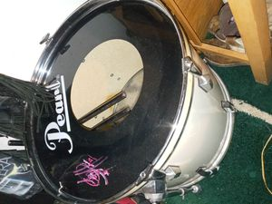 Pearl export drum set.....CHEAP........ for Sale in South Zanesville, OH