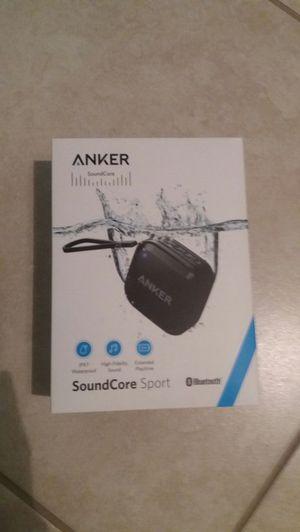 Anker Bluetooth Speaker for Sale in Plant City, FL
