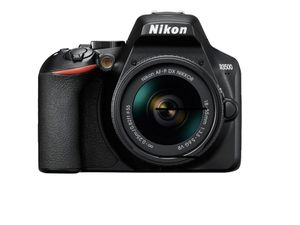 Nikon d3500 with case and 2 lenses for Sale in Piscataway, NJ