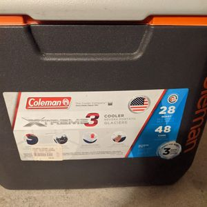 Coleman Cooler for Sale in Durham, NC