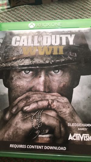 Xbox one game for Sale in Crab Orchard, WV