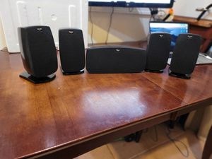 Klipsch quintet very nice sounding with original box. for Sale in Mountain View, CA