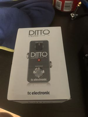 Tc electronic ditto looper for Sale in Santa Clarita, CA