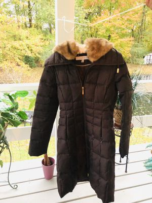 Fur Vests - each is $22, Big Winter Coats - $95 Lots of Vests, Coats, Boots, and Shoes. Come by ! Cross Posted for Sale in Darien, CT