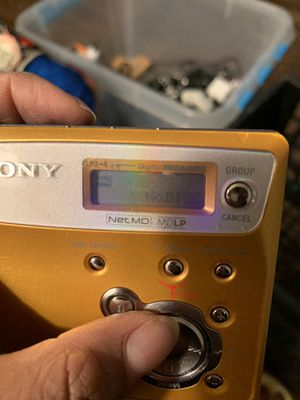 Sony MZ-N505 player/recorder for Sale in Seattle, WA