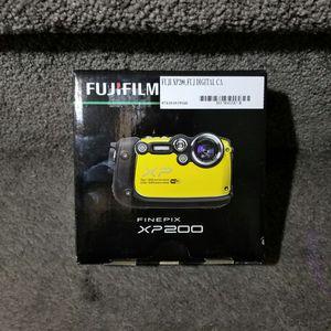 Fujifilm FinePix XP200 - Waterproof for Sale in Knightdale, NC